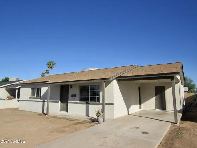466 E Glade Avenue, Mesa, AZ 85204 (MLS #6303922) :: CANAM Realty Group