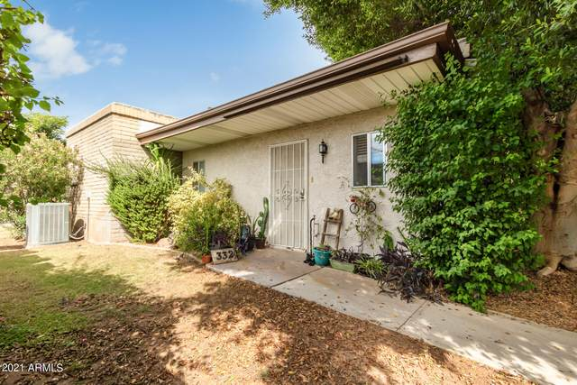 4800 N 68TH Street #332, Scottsdale, AZ 85251 (MLS #6303930) :: The Dobbins Team