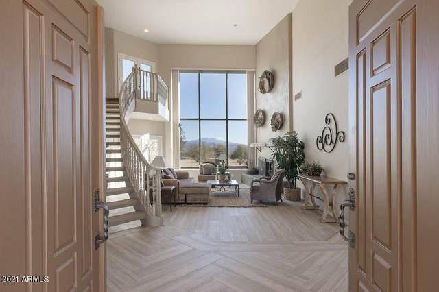 17047 E Dixileta Drive, Rio Verde, AZ 85263 (MLS #6303936) :: Conway Real Estate