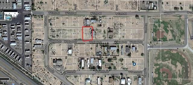 4410 W Delgado Drive, Eloy, AZ 85131 (MLS #6303939) :: Long Realty West Valley
