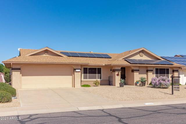 14736 W Ravenswood Drive, Sun City West, AZ 85375 (MLS #6303947) :: The Property Partners at eXp Realty