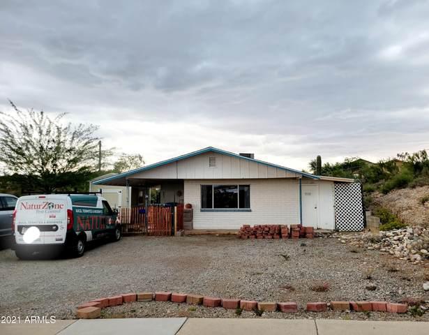 885 S Aircleta Drive, Wickenburg, AZ 85390 (MLS #6303951) :: Elite Home Advisors