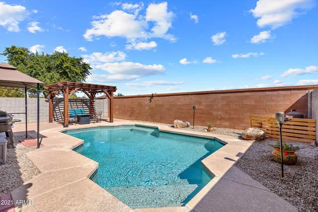38481 N Dolores Drive, San Tan Valley, AZ 85140 (MLS #6303967) :: The Laughton Team