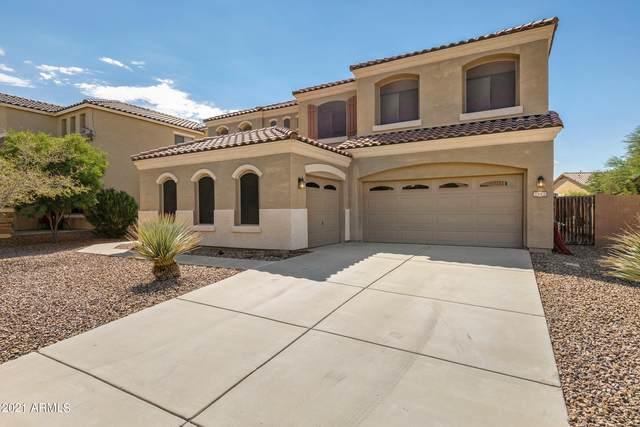 2115 N Saint Andrews Drive, Casa Grande, AZ 85122 (MLS #6303992) :: Elite Home Advisors