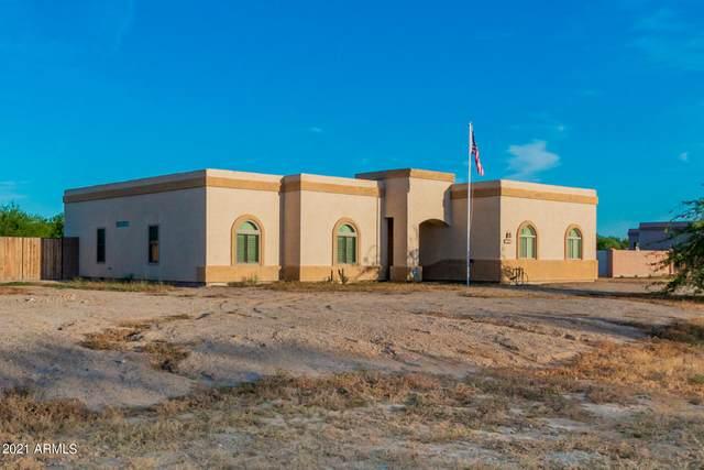 12007 S 207TH Drive, Buckeye, AZ 85326 (MLS #6304000) :: Elite Home Advisors