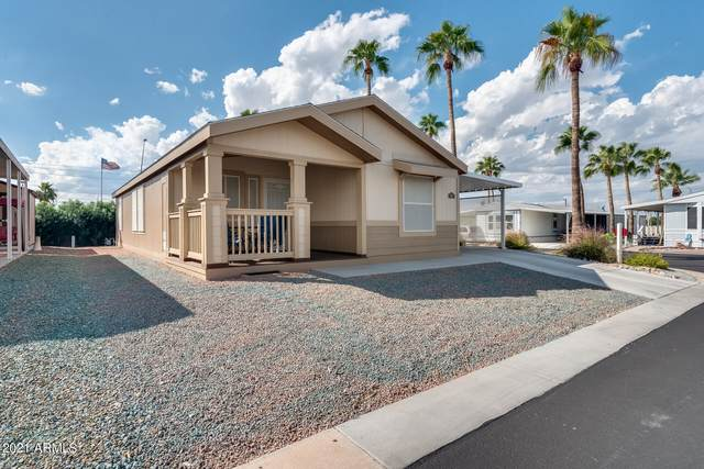 9302 E Broadway Road #1, Mesa, AZ 85208 (MLS #6304005) :: Elite Home Advisors