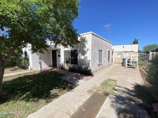 456 W Northern Avenue, Coolidge, AZ 85128 (MLS #6304049) :: Elite Home Advisors