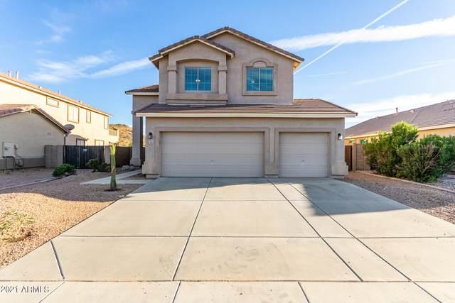 1985 W Jasper Butte Drive, Queen Creek, AZ 85142 (MLS #6304066) :: Elite Home Advisors