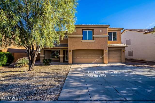3390 E Sierrita Road, San Tan Valley, AZ 85143 (MLS #6304090) :: Elite Home Advisors