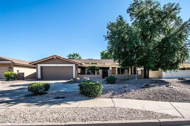 1557 E Leisure World, Mesa, AZ 85206 (MLS #6304101) :: Elite Home Advisors