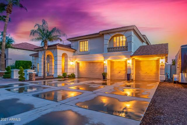 9535 W Running Deer Trail, Peoria, AZ 85383 (MLS #6304121) :: Elite Home Advisors