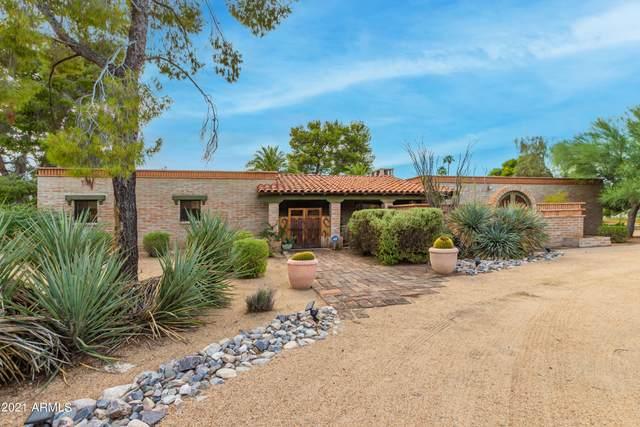 12240 N Scottsdale Road, Scottsdale, AZ 85254 (MLS #6304128) :: Elite Home Advisors