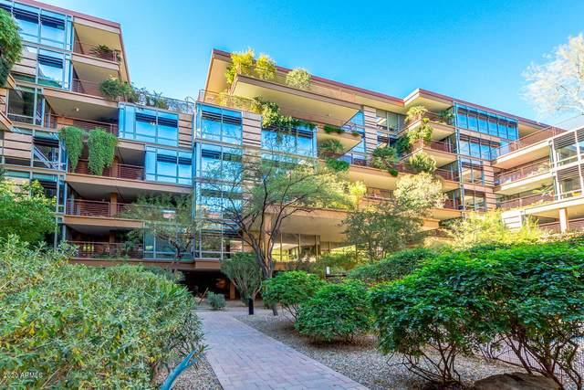 7121 E Rancho Vista Drive #5011, Scottsdale, AZ 85251 (MLS #6304137) :: The Luna Team