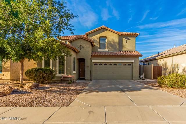 36114 W Vera Cruz Drive, Maricopa, AZ 85138 (MLS #6304138) :: Elite Home Advisors