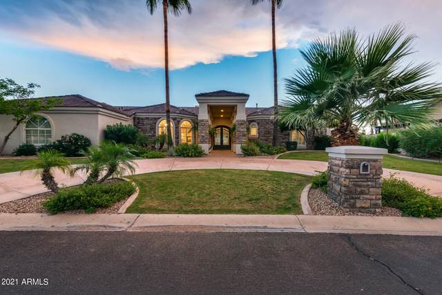 12131 E Welsh Trail, Scottsdale, AZ 85259 (MLS #6304143) :: The Property Partners at eXp Realty