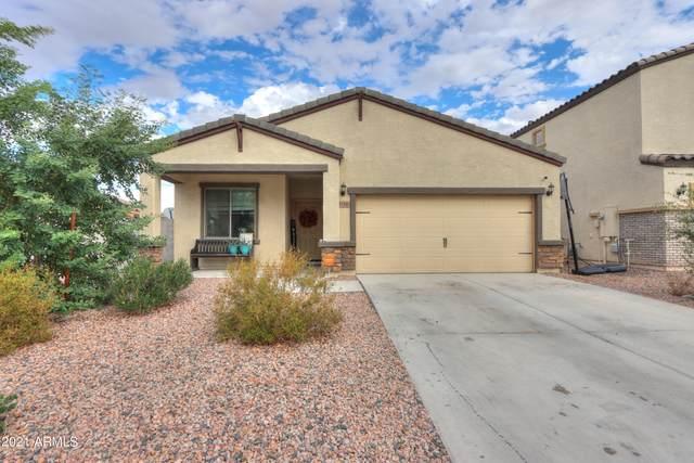 37340 W Merced Street, Maricopa, AZ 85138 (MLS #6304157) :: The Garcia Group