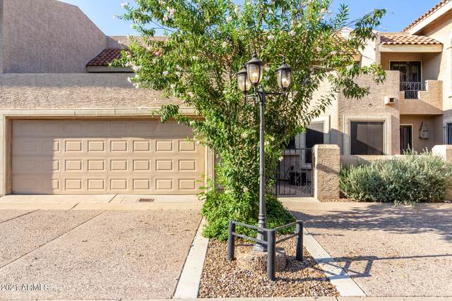 5812 N 12TH Street #20, Phoenix, AZ 85014 (MLS #6304173) :: Yost Realty Group at RE/MAX Casa Grande