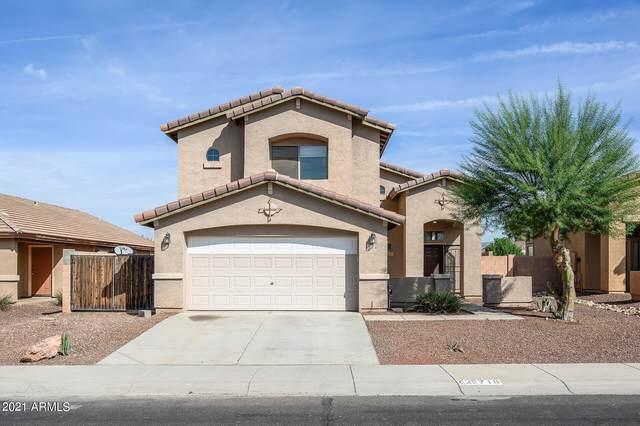 25718 W St Charles Court, Buckeye, AZ 85326 (MLS #6304194) :: Fred Delgado Real Estate Group