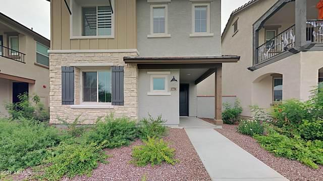 1776 N Marketside Avenue, Buckeye, AZ 85396 (MLS #6304212) :: Elite Home Advisors