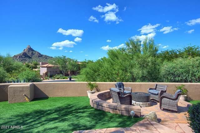 10694 E Yearling Drive, Scottsdale, AZ 85255 (MLS #6304238) :: Elite Home Advisors