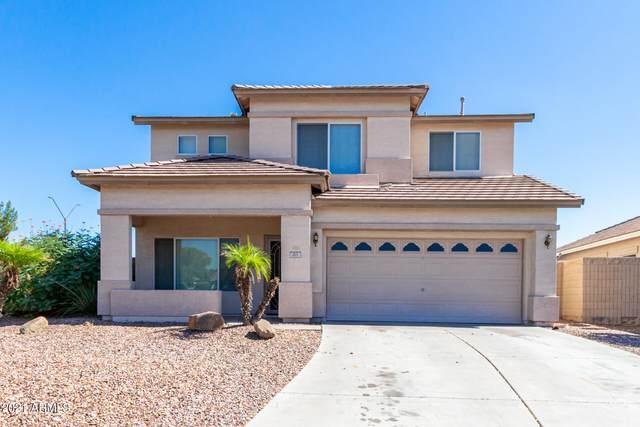 201 S 115TH Drive, Avondale, AZ 85323 (MLS #6304279) :: Klaus Team Real Estate Solutions