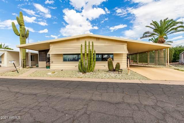 120 N Val Vista Drive #15, Mesa, AZ 85213 (MLS #6304296) :: Elite Home Advisors