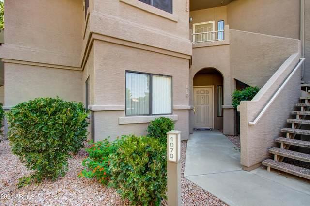 15050 N Thompson Peak Parkway #1070, Scottsdale, AZ 85260 (MLS #6304310) :: Yost Realty Group at RE/MAX Casa Grande