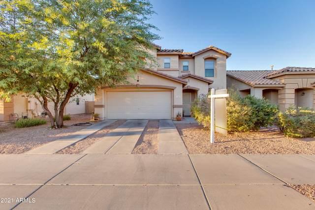 122 E Valley View Drive, Phoenix, AZ 85042 (MLS #6304317) :: Elite Home Advisors