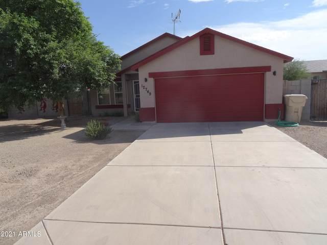 12749 W Obregon Drive, Arizona City, AZ 85123 (MLS #6304322) :: The Daniel Montez Real Estate Group