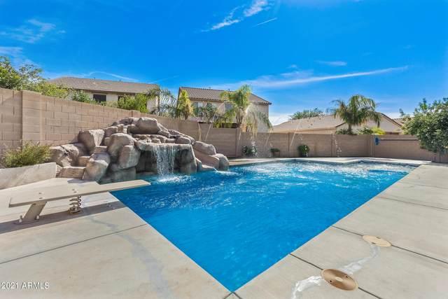 11143 E Sorpresa Avenue, Mesa, AZ 85212 (MLS #6304328) :: Dave Fernandez Team | HomeSmart