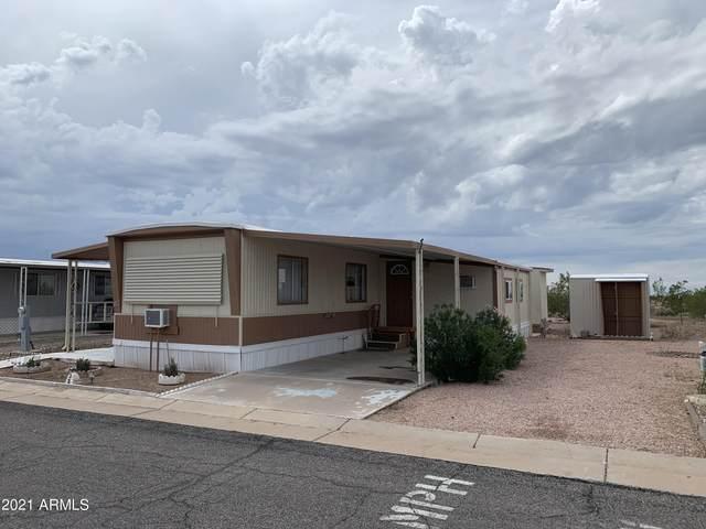 2175 W Southern Avenue #346, Apache Junction, AZ 85120 (MLS #6304357) :: Elite Home Advisors
