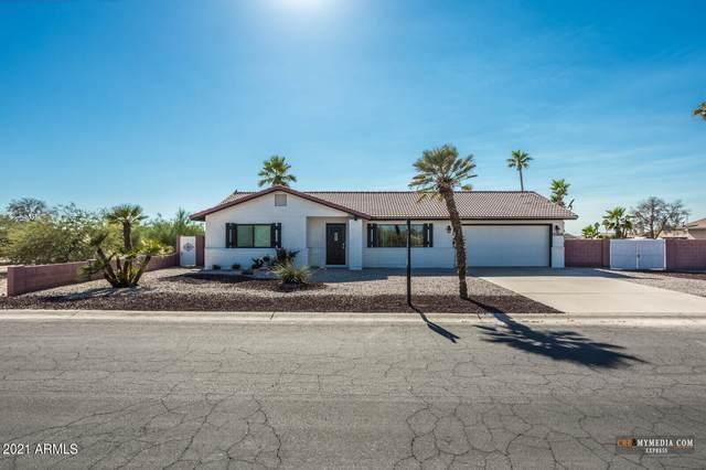 14700 S Rory Calhoun Drive, Arizona City, AZ 85123 (MLS #6304362) :: Conway Real Estate