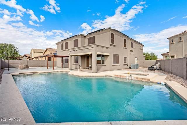 25124 N Poseidon Road, Florence, AZ 85132 (MLS #6304364) :: The Daniel Montez Real Estate Group