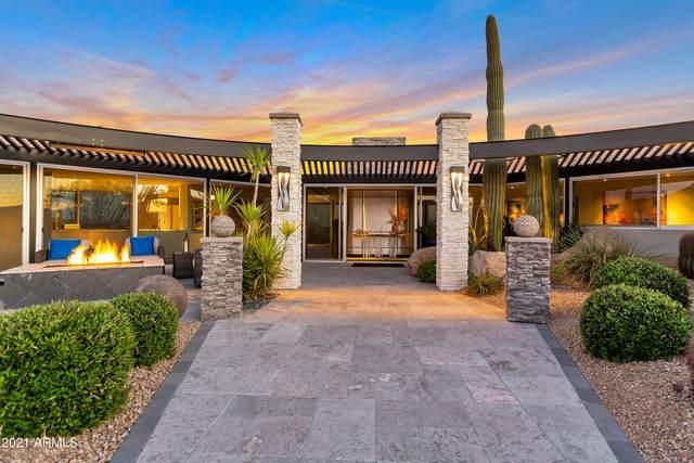 38205 N Sombrero Road, Carefree, AZ 85377 (MLS #6304369) :: Keller Williams Realty Phoenix