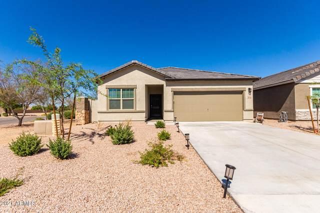 5846 E Helios Drive, Florence, AZ 85132 (MLS #6304373) :: The Daniel Montez Real Estate Group