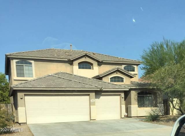 7013 S 57TH Avenue, Laveen, AZ 85339 (MLS #6304378) :: The Laughton Team