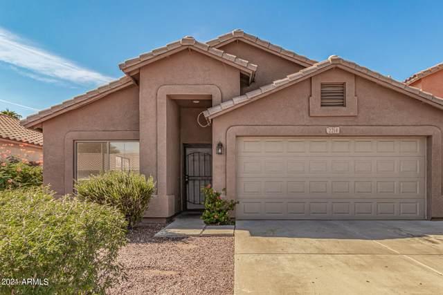 2214 S 114TH Lane, Avondale, AZ 85323 (MLS #6304392) :: The Daniel Montez Real Estate Group