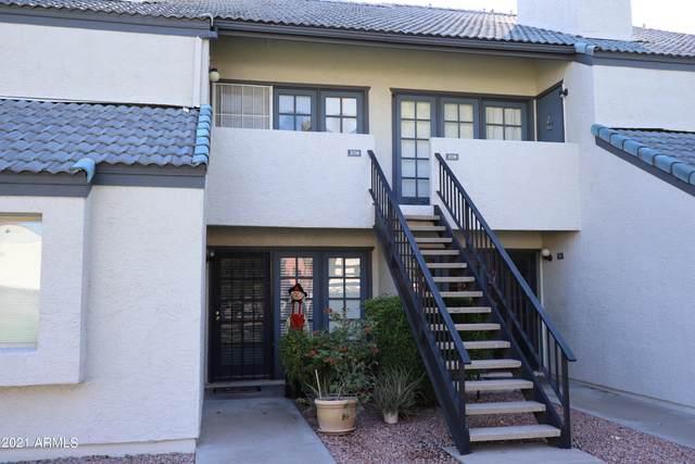 3716 E University Drive #2019, Mesa, AZ 85205 (MLS #6304401) :: The Daniel Montez Real Estate Group