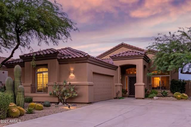 11591 E Desert Willow Drive, Scottsdale, AZ 85255 (MLS #6304406) :: Yost Realty Group at RE/MAX Casa Grande