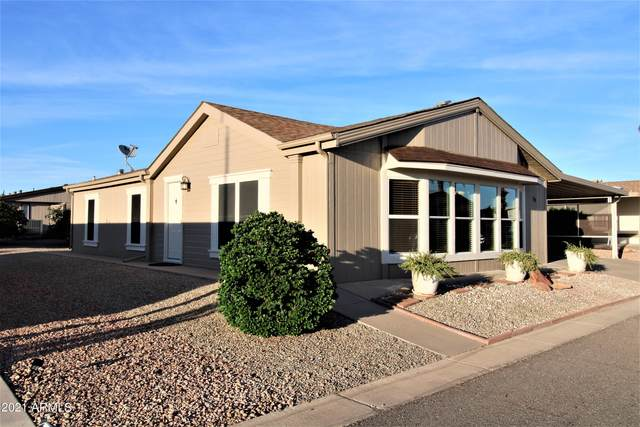 2208 W Baseline Avenue #88, Apache Junction, AZ 85120 (MLS #6304411) :: Elite Home Advisors