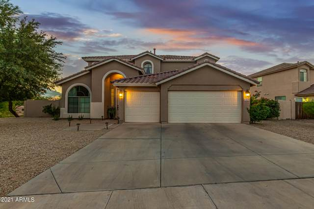 22250 N Balboa Drive, Maricopa, AZ 85138 (MLS #6304426) :: Elite Home Advisors