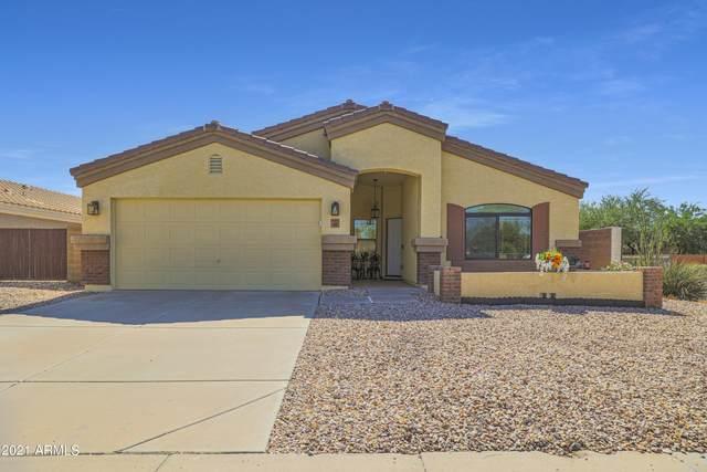 445 E Wolf Hollow Drive, Casa Grande, AZ 85122 (MLS #6304429) :: Elite Home Advisors