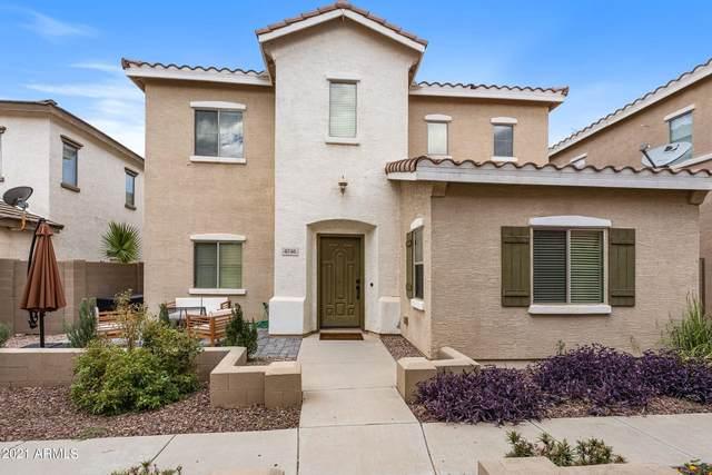 4746 E Laurel Avenue, Gilbert, AZ 85234 (MLS #6304462) :: Yost Realty Group at RE/MAX Casa Grande