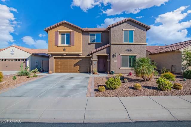 7568 W Georgetown Way, Florence, AZ 85132 (MLS #6304498) :: Elite Home Advisors