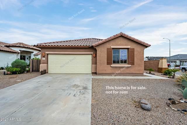 16810 N Palo Rojo Road, Maricopa, AZ 85138 (MLS #6304514) :: Elite Home Advisors