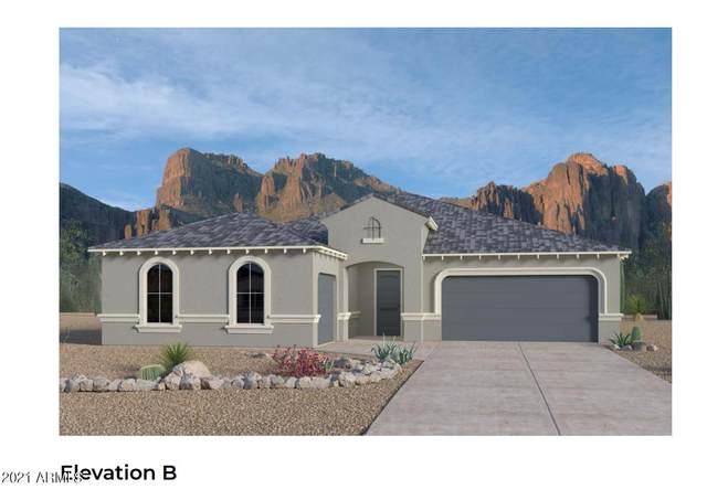 18666 N Salerno Drive, Maricopa, AZ 85138 (MLS #6304532) :: Elite Home Advisors
