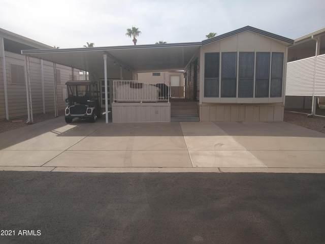 17200 W Bell Road #422, Surprise, AZ 85374 (MLS #6304548) :: Keller Williams Realty Phoenix