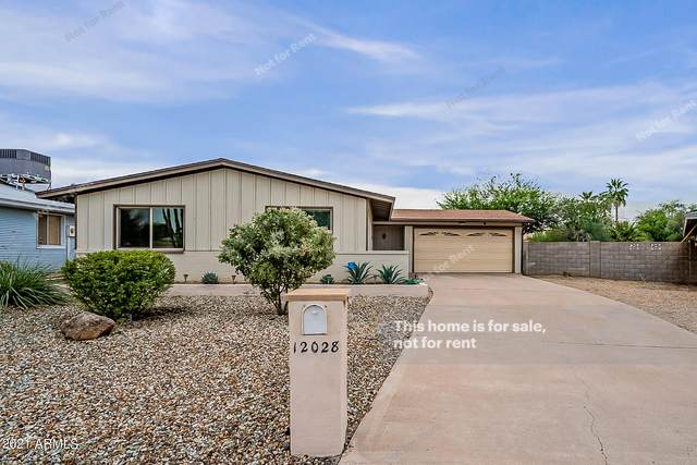 12028 N 22ND Street, Phoenix, AZ 85028 (MLS #6304562) :: Elite Home Advisors