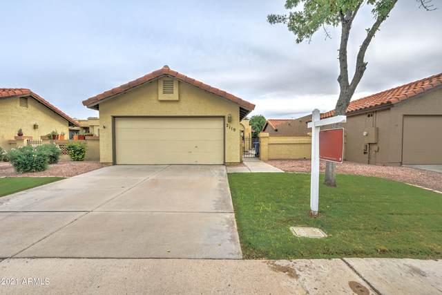 2119 E Forge Avenue, Mesa, AZ 85204 (MLS #6304564) :: Elite Home Advisors