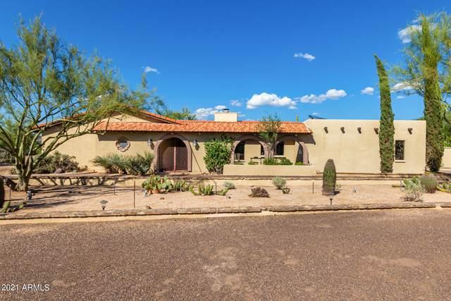 5022 E Calle De Los Flores, Cave Creek, AZ 85331 (MLS #6304565) :: Elite Home Advisors